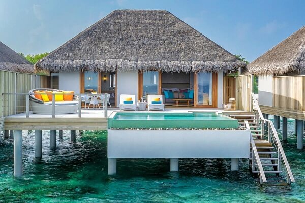 7 Popular Luxury Island Resorts in Indian Ocean for Holiday