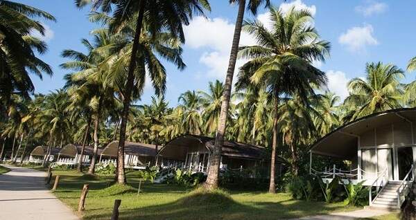 Taj Exotica Resort and Spa Andamans