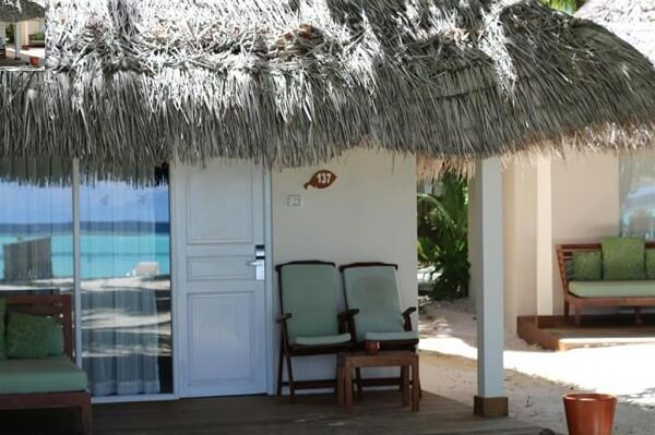 Beach Villa at Vakarufalhi Island Resort