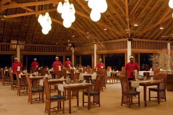 Food and Beverages at Vakarufalhi Island Resort Maldives