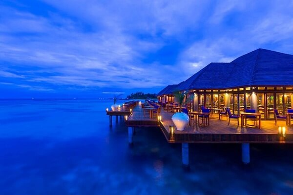 Olhuveli Beach Resort Maldives New Years Eve 2020: Gala Dinner, NYE Party and More