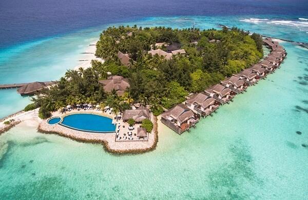 Taj Coral Reef Resort and Spa Maldives