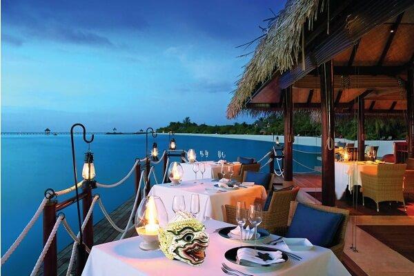 Best Ways to Reach Taj Exotica Resort and Spa Maldives