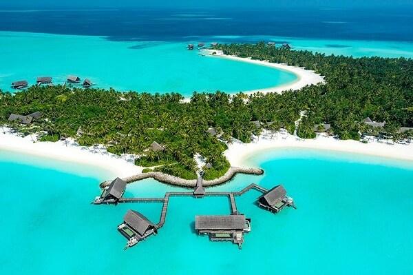 One and Only Reethi Rah Maldives Resort