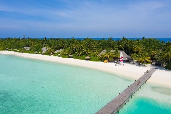 How to Reach Veligandu Island Resort and Spa [Rasdu]