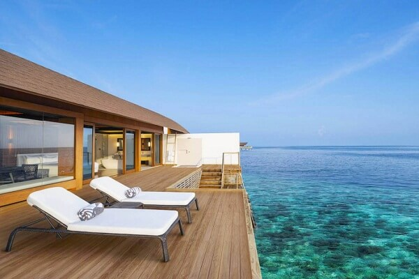 How to Get to The Westin Maldives Miriandhoo Resort